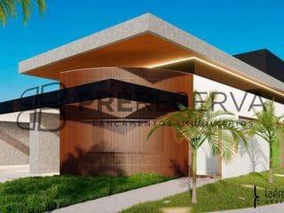 Foto do Casa-Maravilhosa residência de esquina com 03 suítes à venda no Residencial Tamboré - Bauru/SP. Segurança e qualidade de vida para você e sua família!