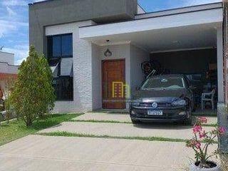 Foto do Casa-Casa com 3 dormitórios à venda por R$ 852.000 - Jardim Mantova - Indaiatuba/SP