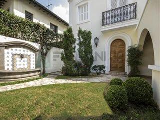 Foto do Casa-Casa para locação, JARDIM EUROPA, São Paulo.