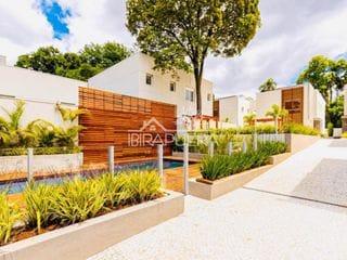 Foto do Casa-Casa nova em condomínio fechado, jardim, piscina, em região arborizada e segura na Rua Manoel Ribeiro da Cruz, 200 - Granja Julieta