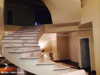 Foto do Casa-Casa para Venda em Santana de Parnaíba, TAMBORE, 4 suítes, 7 banheiros, 4 vagas
