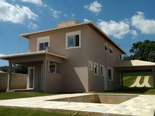 Foto do Casa-Casa com 4 dormitórios à venda, 250 m² por R$ 1.260.000,00 - Várzea - Lagoa Santa/MG