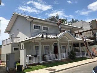 Foto do Casa-Casa finamente mobiliada em condomínio fechado no Bairro da Barra