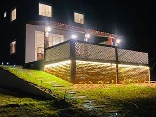 Foto do Casa-Casa duplex dentro de condomínio fechado à venda em Meaípe - Guarapari ES