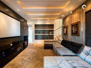 Foto do Casa-Casa com 4 dormitórios à venda, 724 m² por R$ 5.900.000,00 - Condomínio Moinho do Vento - Valinhos/SP
