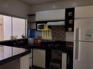 Foto do Casa-Casa com 2 dorms, São José, Paulínia em òtimo terreno 306m2
