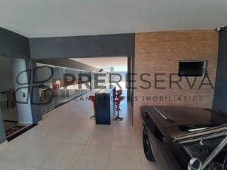 Foto do Casa-Belíssima casa com 3 quartos e 1 suíte e excelente padrão no Bairro Cidade Jardim em Bauru/SP. Pré Reserva Inteligência Imobiliária