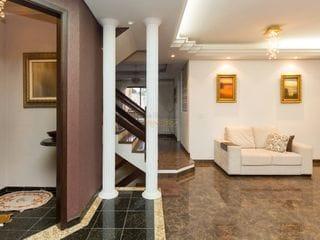 Foto do Casa-Condomínio Villaggio di Frascatti - Casa à venda com 4 quartos (2 suítes), 3 vagas de garagem. Bairro Seminário em Curitiba.