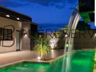 Foto do Casa-Residência térrea  excelente com 04 suítes no Residencial Villa Dumont em Bauru/SP. Segurança e muita qualidade de vida para você e sua família!