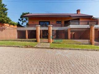 Foto do Casa-Casa com 4 dormitórios à venda, 712 m² por R$ 2.700.000 - Campina do Siqueira, divisa com Batel - Curitiba/PR
