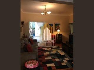 Foto do Casa-Casa Assobradada com 4 dormitórios e 2 vagas em Perdizes