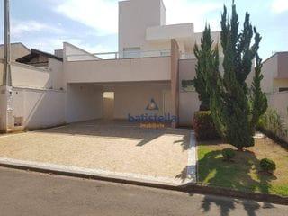 Foto do Casa-Casa com 3 dormitórios à venda, 272 m² por R$ 1.100.000,00 - Condomínio Residencial Jardim dos Ipês - Limeira/SP