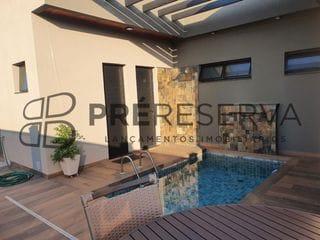 Foto do Casa-Ótima casa com 250 m² e 03 suítes à venda no Condomínio Alphaville - Bauru/SP,  Segurança e muita qualidade de vida para você e sua família!