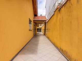 Foto do Casa-Casa comercial ou residencial, casa térrea na frente e casa com 3 pavimentos no fundos, 6 vagas de estacionamento, no bairro São Francisco, Curitiba, PR