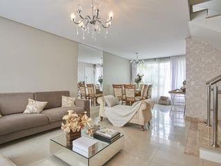 Foto do Casa-Casa à venda em Condomínio Fechado no Bom Retiro! 03 Dormitórios, 02 Vagas Livres. CONDOMÍNIO BELLE VILLE R$1.200.000,00