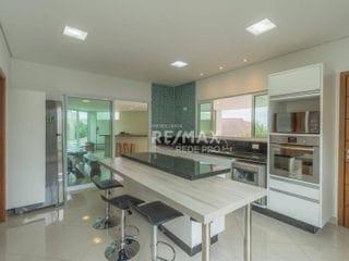 Foto do Casa-Casa com 3 quartos sendo 3 suítes  à venda, 315 m² por R$ 1.800.000 - Condomínio Moinho do Vento - Valinhos/SP