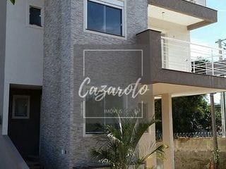 Foto do Casa-Residência em Condomínio a Venda no Bairro Campo Comprido Próx. ao Cotolengo com 352 m² com 3 Dormitórios