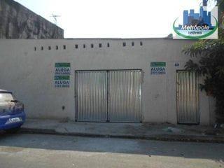 Foto do Casa-Casa, 200 m² - venda por R$ 385.000,00 ou aluguel por R$ 1.800,00/mês - Cidade Serodio - Guarulhos/SP