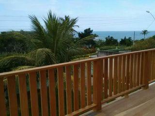 Foto do Casa-Linda casa com vista para o mar.