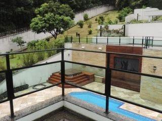 Foto do Casa-Casa para Venda em Santana de Parnaíba, ALPHAVILLE, 4 suítes, 7 banheiros, 15 vagas