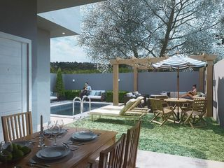 Foto do Casa-Casa à venda, Jardim Vista Alegre, Bragança Paulista, SP. Agende sua visita com a Dennes Imóveis.