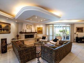 Foto do Casa-Magnificacasa com 5 dormitórios 3 suítes à venda - Estância Recreativa San Fernando - Valinhos/SP