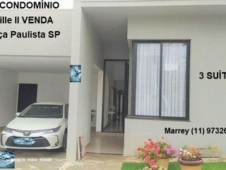 Foto do Casa-Casa à venda, Condomínio Euroville II, Bragança Paulista.