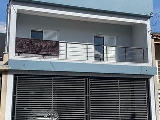 Foto do Casa-Casa Sobrado de 2 quartos, 1 suíte, 2 vagas de garagem para venda no bairro Residencial Quinta dos Vinhedos, Bragança Paulista, SP