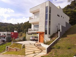 Foto do Casa-Casa com 4 dormitórios à venda, 440 m² por R$ 2.400.000,00 - Parque Nova Jandira - Jandira/SP