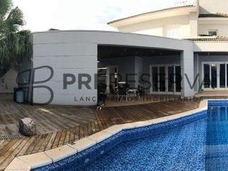 Foto do Casa-Lindíssimo sobrado à venda no Residencial Lago Sul, Bauru, SP. Segurança e qualidade de vida para você e sua família!