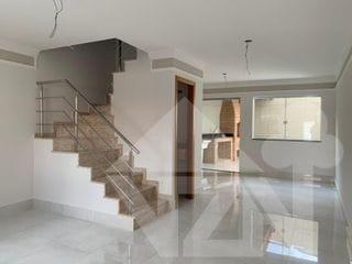 Foto do Sobrado-Excelente Casa nova à venda com 78 m² e 2 dormitórios por 580 mil reais, localizada no bairro VILA NIVI, SÃO PAULO, SP.