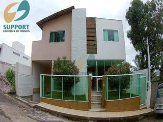 Foto do Casa-Casa com 4 quartos em Meaípe, Guarapari-ES - Support Corretora de Imóveis.
