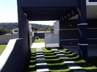 Foto do Casa-Casa com 4 dormitórios à venda, 278 m² por R$ 1.300.000 - Condomínio Residencial Shamballa II - Atibaia/SP