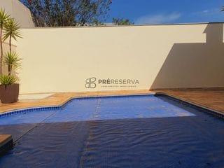 Foto do Casa-Lindíssima residência com 3 suítes e piscina no Residencial Quinta Ranieri Green em Bauru, SP. Conforto e segurança para você e sua família!