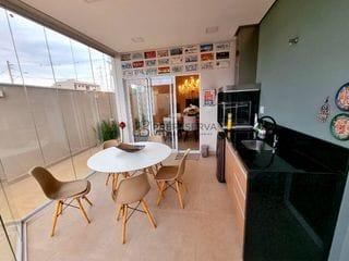 Foto do Casa-Excelente residência com 3 suítes à venda no Residencial Tamboré - Bauru/SP. Segurança e qualidade de vida para você e sua família!