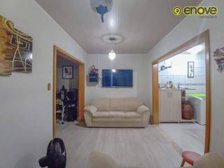Foto do Casa-Casa com 1 dormitório à venda, 81 m² - Residencial Verdes Campos - Novo Hamburgo/RS