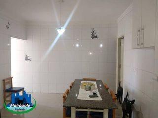 Foto do Casa-Casa com 2 dormitórios à venda, 272 m² por R$ 585.000 - Vila Flórida - Guarulhos/SP