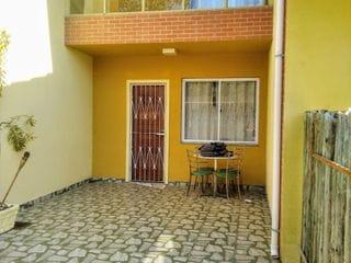 Foto do Casa-Linda Casa com área gourmet a poucos metros da praia da Bacutia.