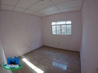 Foto do Casa-Casa com 2 dormitórios para alugar, 70 m² por R$ 1.200,00/mês - Jardim Sueli - Guarulhos/SP
