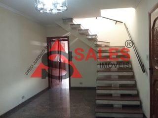 Foto do Casa-Casa com 3 dormitórios à venda, 140 m² por R$ 690.000,00 Localizado na Rua do Boqueirão - Saúde, São Paulo, SP