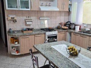 Foto do Casa-Casa com 3 dormitórios à venda, 90 m² por R$ 450.000,00 - Jardim Santa Bárbara - Guarulhos/SP