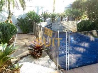 Foto do Casa-Casa à Venda em Tamboré 10, Tamboré, Santana de Parnaíba, SP- 4 Suítes, Hidro e Piscina!