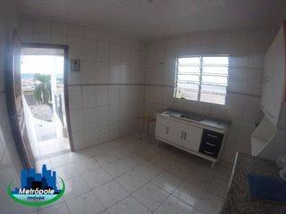 Foto do Casa-Casa com 2 dormitórios para alugar, 90 m² por R$ 1.100,00/mês - Jardim Santa Rita - Guarulhos/SP