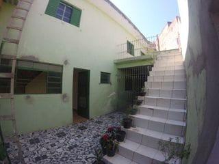 Foto do Casa-Casa com 3 dormitórios para alugar, 125 m² por R$ 1.100,00/mês - Parque Mikail - Guarulhos/SP
