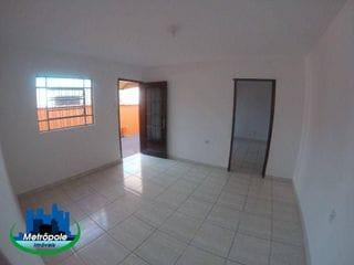 Foto do Casa-Casa com 1 dormitório para alugar, 40 m² por R$ 850,00/mês - Vila Fátima - Guarulhos/SP
