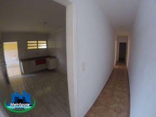 Foto do Casa-Casa com 2 dormitórios para alugar, 119 m² por R$ 1.000,00/mês - Jardim Monte Carmelo - Guarulhos/SP