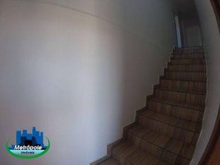 Foto do Casa-Casa com 2 dormitórios para alugar, 90 m² por R$ 1.500/mês - Jardim Santa Inês - Guarulhos/SP
