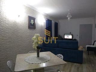 Foto do Casa-Linda Casa com 2 Dormitórios Suíte 2 Vagas na Garagem à venda - Parque Nova Jandira