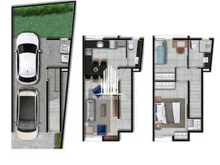 Foto do Casa-casas de condominio panamby / real parque  pronto para morar