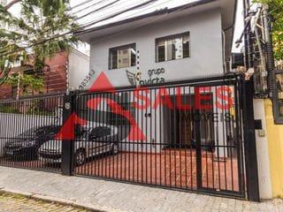 Foto do Sobrado-Excelente sobrado com 4 dormitórios sendo 1 suite  à venda, por R$3.200.000,00 localizado na Rua Vieira Fazenda - Vila Mariana, São Paulo, SP